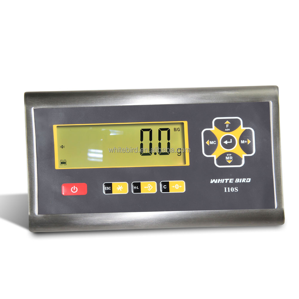 High quality OIML stainless steel approval platform scale digital weighing indicator industrial weighing indicator