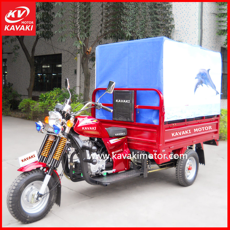 KAVAKI supplier motor bikes electric three wheel cargo passenger 8 seat motor auto electric tricycle