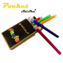 Wholesale bulk stick battery powered Disposable 500 puffs e cigarette electronic shisha cheap e hookah