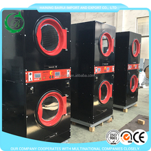 Coin, card , tokens can bed customized laundry double stacked washer and dryer