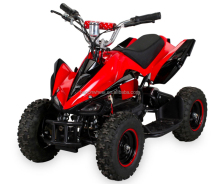 2017 new 800W mini quads atv 49cc electric 4 wheeler for sale