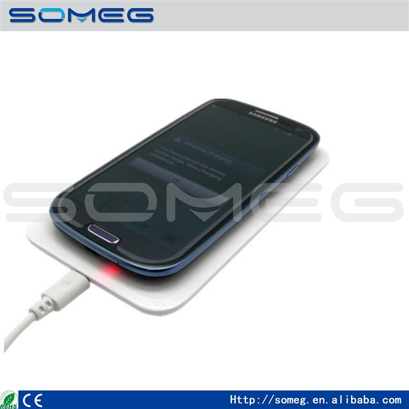 USB Port Qi Wireless Charger Mobile Phone Charger Charging for Samsung Galaxy S4 S3 Note 2 3 Nokia Lumia 920 820 Nexus 4 7