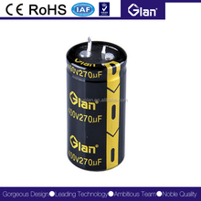 RoHS Approval High Quality 400WV 270UF Air Conditioner Capacitor with Reliablity