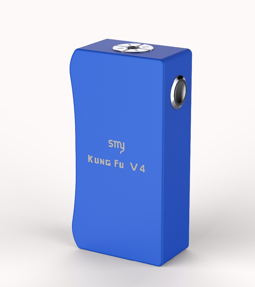 SMY new 26650 box mod kung fu v4 switch box mod best full mechanical mod
