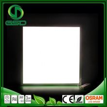 Relatively small size Dimmable usage led panel light 600x600