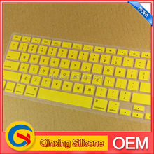 Good quality promotional glow in the dark keyboard covers silicone