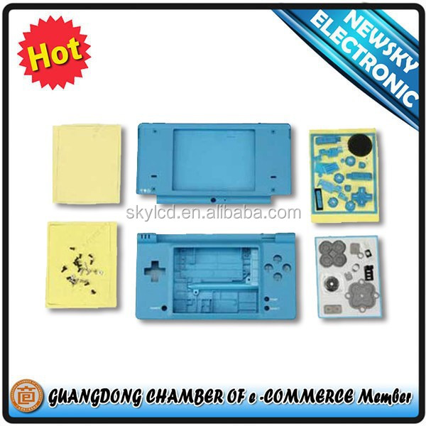 china supplier responsible case cover for Nintendo DSi XL