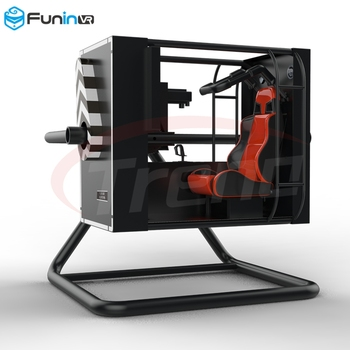 Thrilling flight simulator for sale 720 degrees flight simulator system