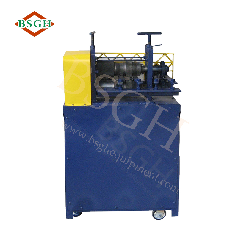 High profit waste electric motor cable stripping machine 918-B-1 is specialized for big cable cable with armour