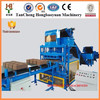 Hydraform HBY4-10 small lego block making machine in Uganda