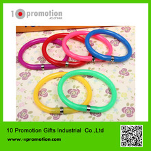 PP creative stationery ballpoint pen/colorful Round bracelet for children study