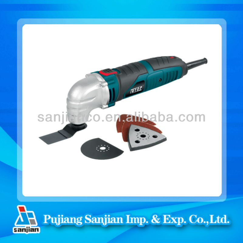 250W small electric cutting tools oscillating multi power tools