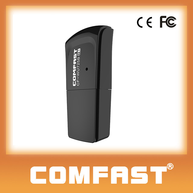 2016 Comfast CF-WU725B bluetooth 4.0 network adapter functions