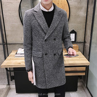 gentleman comfort wool coat