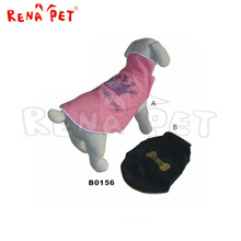 Cheap beautiful pet dog raincoat clothes for sale