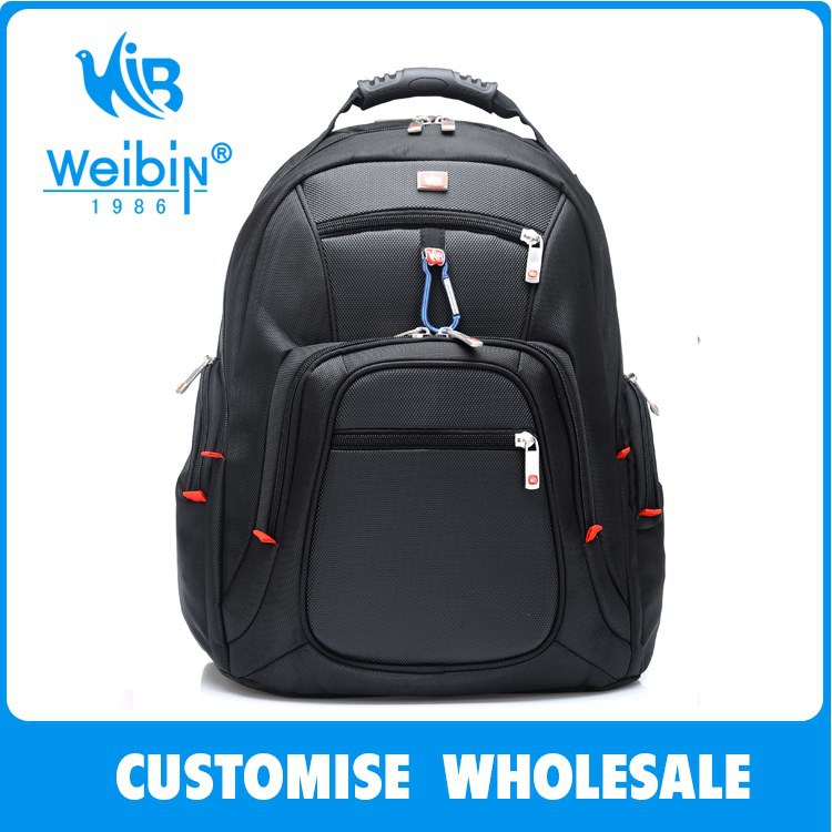 2014 Latest Design High Quality Fashionable Leisure Laptop Bags Backpack hp
