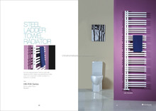 water heating steel ladder towel radiatorHB-R36series,high quality towel warmer ,towel racks