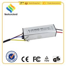 50W 1500mA Constant Current IP67 Waterproof Led Driver For Led Street Light
