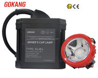 led mining head lamp, safety cap light, head light with ATEX