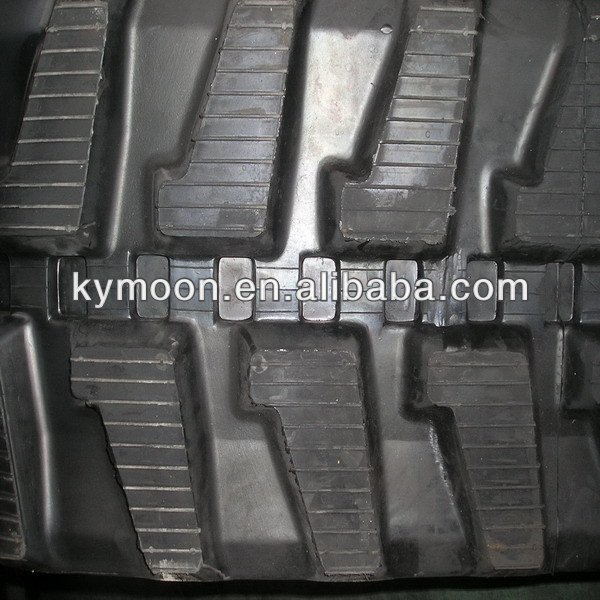 Rubber Track for Class 450*90*60,rubber track undercarriage