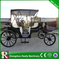 white color seat cinderella carriage pumpkin carriage for sale