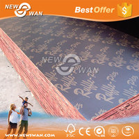 Film Coated Plywood / Construction Plywood / Waterproof Plywood