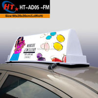 Hot sale Pakistan led car roof advertising light