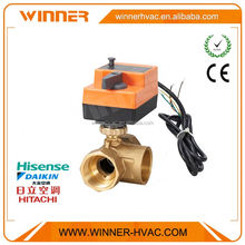 One touch express supplier actuator hydraulic ball valve