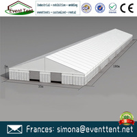 2016 Giant temporary industrial dome warehouse tent for sale