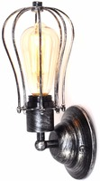 Retro Vintage Industrial Edison Wall Lamp Light Wall Sconce