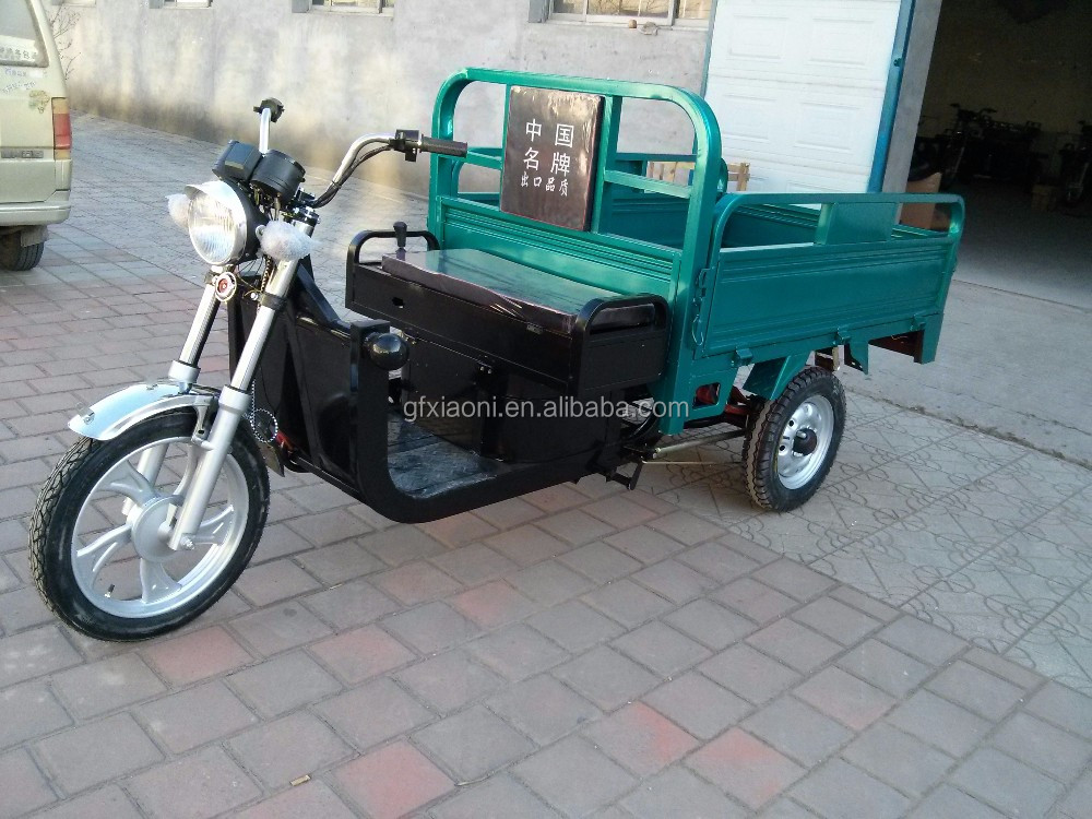 New arrived goods carrier battery operated cargo tricycle