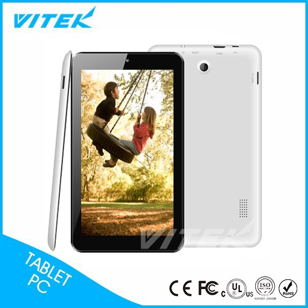 Alibaba China 1 single sim card 3g smart tablet multi pix 7 inch