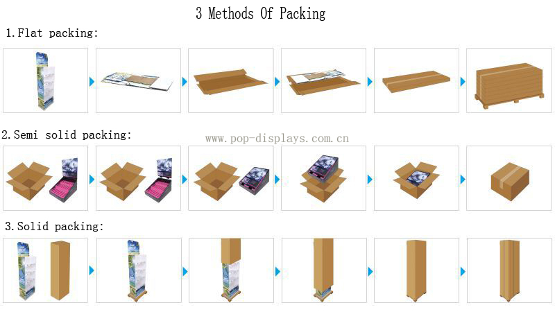 Small Template Stand Counter Cardboard Book Display Stands Buy