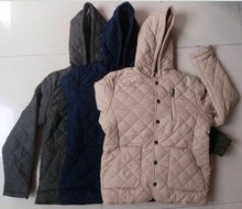 Bomber donne plain cappotto walmart warmer jacket stocklot all'ingrosso ordine