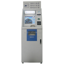 China supplier punching mesh metal framework vending machine case fabrication