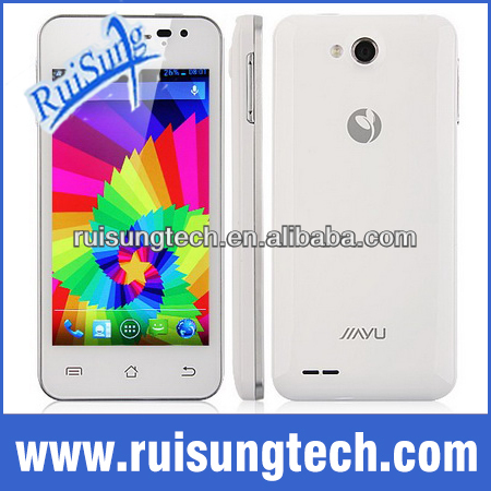 Jiayu G2S mobile phone black and white in stock Android 4.1 MTK6577T 4.0 inch PS dual core 1.2GHZ 1GB 4GB