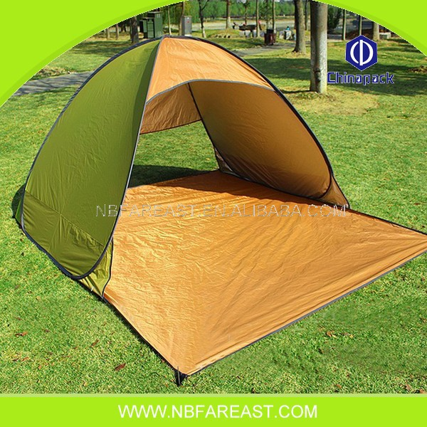 Top quality Custom factory price pop up tent beach