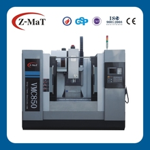 VMC850 3 axis linear guide cnc drilling and milling machine