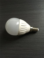 6w ceramic housing LED B45 bulb light, e14/ e27 led bulb