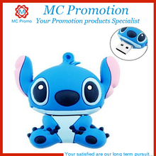 Cute cartoon generic usb flash usb hard disk
