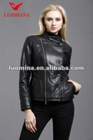 Motorcycle horse riding jacket for women