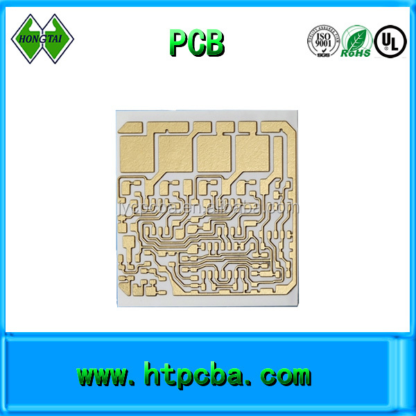 96%/99% AI203 heat sink ceramic pcb board,alumina plate substrate Insulating pcb manufacturer