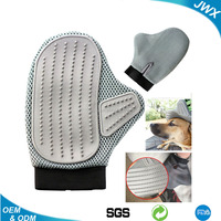 Hot Sell High Quality Silicone Dog Glove, Soft Touch Pet Grooming Gloves, Dog Grooming Glove