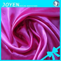 2014 satin fabric in woven fabric gambar model gaun satin long dress polyester 50D*50D satin taffeta wedding lining fabric