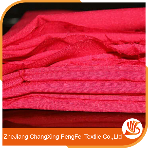 Fashion plain clothing fabric from china supplier