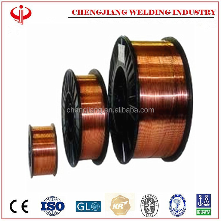 ER50-6 total performance mig mag weld wire copper coated products