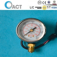 pressure gauge / pressure meter/manometer/carburetor cng kit