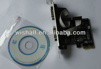 High quality PCI express 2 Serial RS232