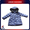 china high quality girls winter down filled coat baby clothes manufacturers