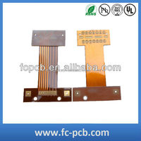 Flexible PCB with PI coverlay FPC manufacturing